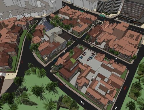 Implantación Urbana CESA